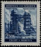 Stamp Protectorate of Bohemia and Moravia Catalog number: 78