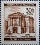 Stamp Protectorate of Bohemia and Moravia Catalog number: 79
