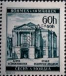 Stamp Protectorate of Bohemia and Moravia Catalog number: 80