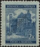 Stamp Protectorate of Bohemia and Moravia Catalog number: 70