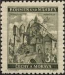 Stamp Protectorate of Bohemia and Moravia Catalog number: 72