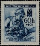 Stamp Protectorate of Bohemia and Moravia Catalog number: 111