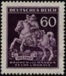 Stamp Protectorate of Bohemia and Moravia Catalog number: 113