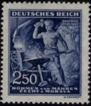 Stamp Protectorate of Bohemia and Moravia Catalog number: 130