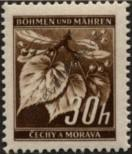 Stamp Protectorate of Bohemia and Moravia Catalog number: 64