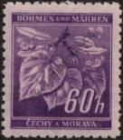 Stamp Protectorate of Bohemia and Moravia Catalog number: 65