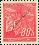 Stamp Protectorate of Bohemia and Moravia Catalog number: 66