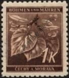 Stamp Protectorate of Bohemia and Moravia Catalog number: 67