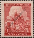 Stamp Protectorate of Bohemia and Moravia Catalog number: 68