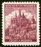 Stamp Protectorate of Bohemia and Moravia Catalog number: 69