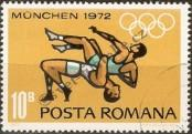 Stamp Romania Catalog number: 3012