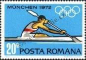 Stamp Romania Catalog number: 3013