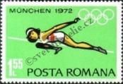 Stamp Romania Catalog number: 3015