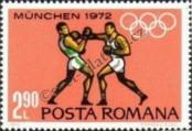 Stamp Romania Catalog number: 3016