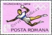 Stamp Romania Catalog number: 3017