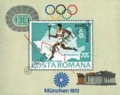 Stamp Romania Catalog number: B/93