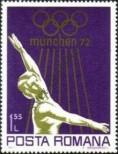 Stamp Romania Catalog number: 3038