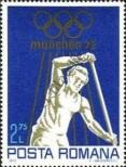 Stamp Romania Catalog number: 3039