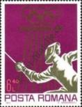 Stamp Romania Catalog number: 3040