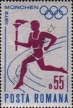 Stamp Romania Catalog number: 3043