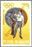 Stamp Romania Catalog number: 3064