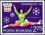 Stamp Romania Catalog number: 3316