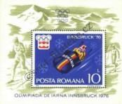 Stamp Romania Catalog number: B/128