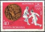 Stamp Romania Catalog number: 3373