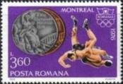 Stamp Romania Catalog number: 3377