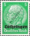 Stamp Luxembourg (German occupation) Catalog number: 3