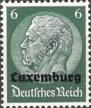 Stamp Luxembourg (German occupation) Catalog number: 4