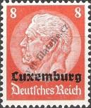 Stamp Luxembourg (German occupation) Catalog number: 5