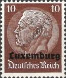 Stamp Luxembourg (German occupation) Catalog number: 6