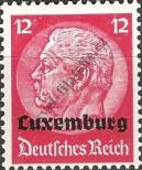 Stamp Luxembourg (German occupation) Catalog number: 7