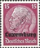 Stamp Luxembourg (German occupation) Catalog number: 8
