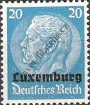 Stamp Luxembourg (German occupation) Catalog number: 9