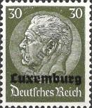 Stamp Luxembourg (German occupation) Catalog number: 11