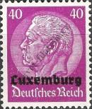 Stamp Luxembourg (German occupation) Catalog number: 12