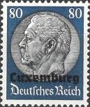 Stamp Luxembourg (German occupation) Catalog number: 15