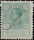 Stamp Spanish Territories of the Gulf of Guinea Catalog number: 85