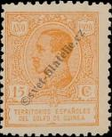 Stamp Spanish Territories of the Gulf of Guinea Catalog number: 87