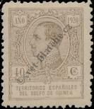 Stamp Spanish Territories of the Gulf of Guinea Catalog number: 91