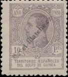 Stamp Spanish Territories of the Gulf of Guinea Catalog number: 95