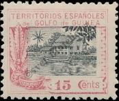 Stamp Spanish Territories of the Gulf of Guinea Catalog number: 111