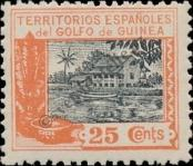 Stamp Spanish Territories of the Gulf of Guinea Catalog number: 113