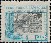 Stamp Spanish Territories of the Gulf of Guinea Catalog number: 119