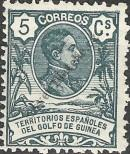 Stamp Spanish Territories of the Gulf of Guinea Catalog number: 3