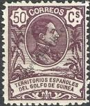 Stamp Spanish Territories of the Gulf of Guinea Catalog number: 10