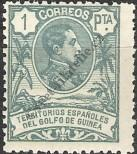 Stamp Spanish Territories of the Gulf of Guinea Catalog number: 11
