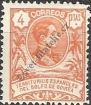 Stamp Spanish Territories of the Gulf of Guinea Catalog number: 12